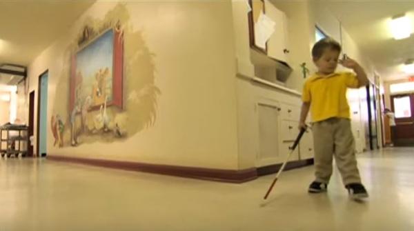 10.Δείτε πως λειτουργεί σχολείο για τυφλά παιδιά στις ΗΠΑ. (δείτε το VIDEO)